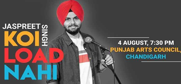 Koi Load Nahi - A Standup Comedy By Jaspreet Singh
