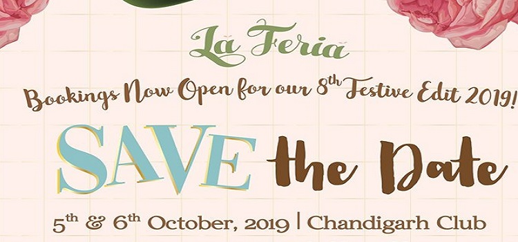 LaFeria Popup Village - Festive Edit, 2019 by Chandigarh Club
