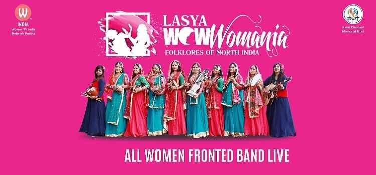 Lasya Wow Womaniya: Live Craft Fair At Kalagram Chandigarh