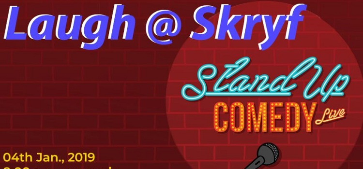 Stand Up Comedy at Skryf in Ahmedabad