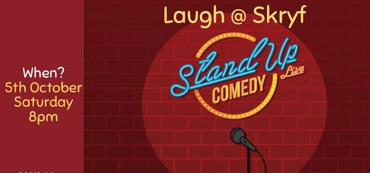 Stand Up Cpmedy - Laugh at Skryf In Ahmedabad