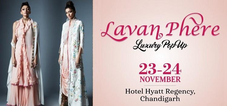 Lavan Phere-Wedding Exhibition At Hyatt Chandigarh