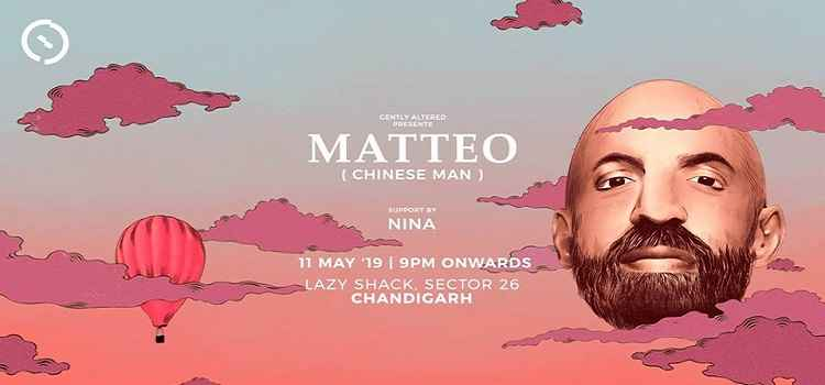 Lazy Shack Presents: DJ Matteo-Chinese Man Records