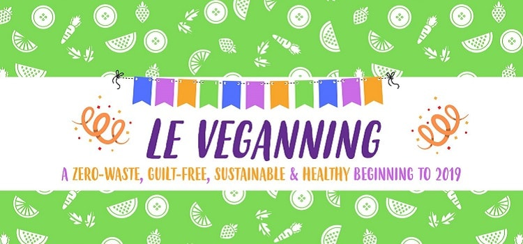 Le Veganning: The Big Beginning Of  Veganuary India 2019