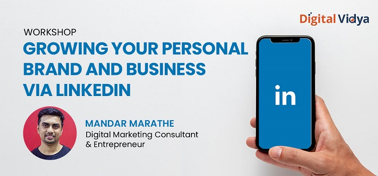 Learn Growing Personal Brand Through Linkedin
