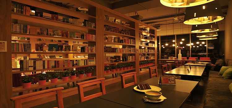 Coffee And Books Are The Perfect Pair At These Book Cafes In Hyderabad