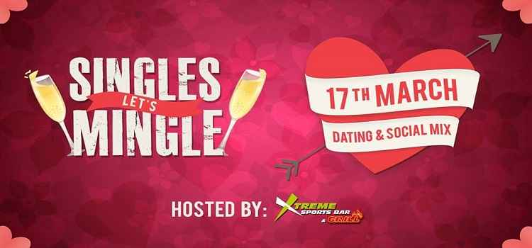 Let the singles Meet & Mingle At Xtreme Sports Bar Chandigarh