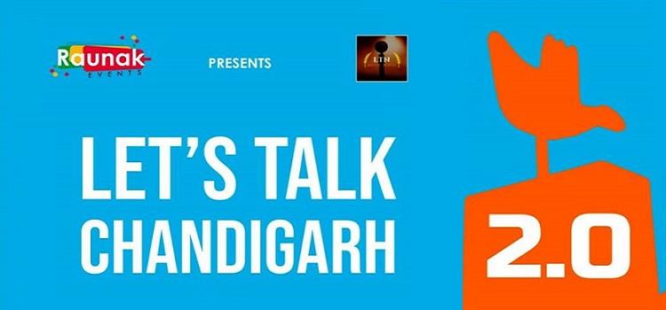 Xtreme Presents: Lets Talk Chandigarh 2.0