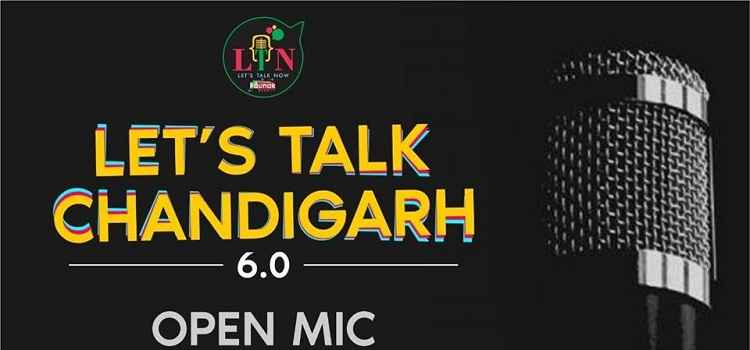 Let's Talk Chandigarh-Open Mic At Bandigrah Cafe by Bandigrah cafe