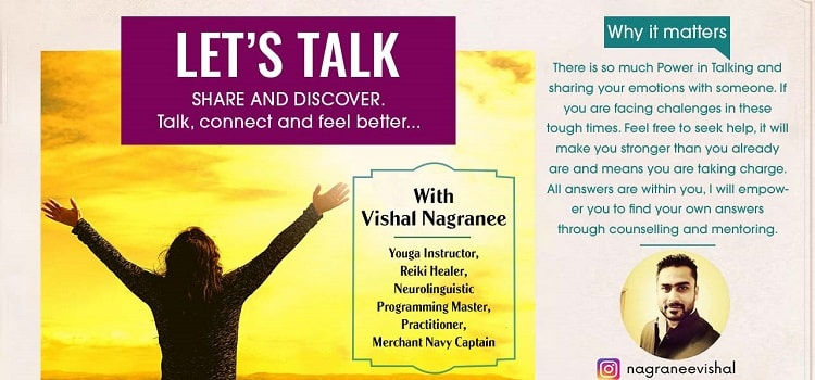 Let's Talk With Vishal Nagranee by Online Events