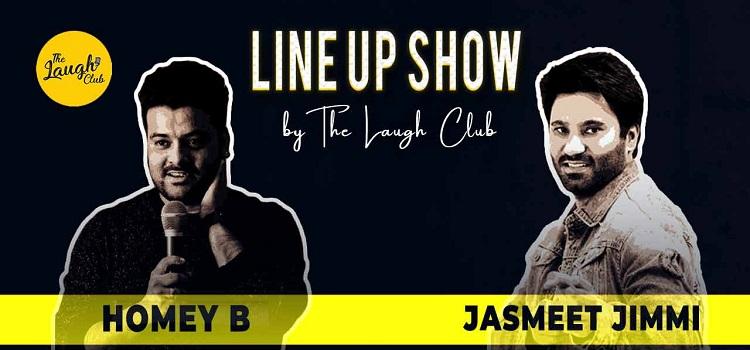 Jasmeet & Homey B At Laugh Club Chandigarh
