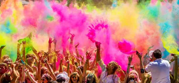 Live Life In Colour At These Holi Parties In Ludhiana