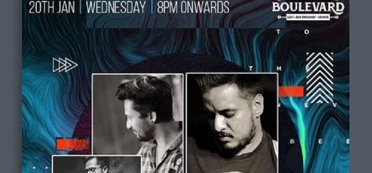 Live Music At 26 Boulevard Chandigarh