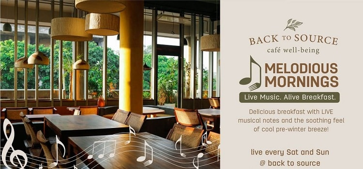 Live Music At Back To Source Chandigarh by Back To Source