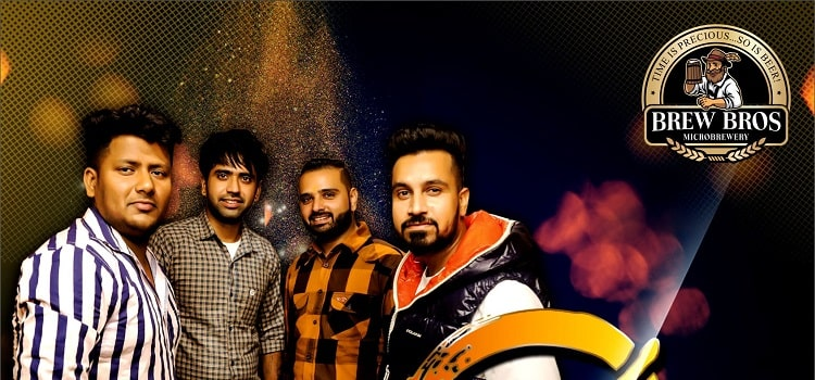 Live Music Event At Brew Bros Chandigarh