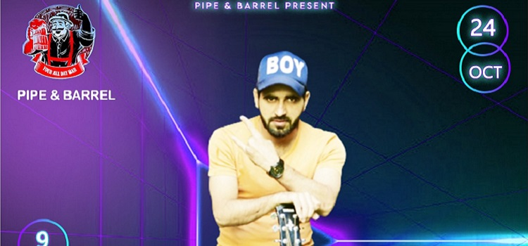 Live Music Event At Pipe N Barrel Chandigarh by Pipe N Barrel
