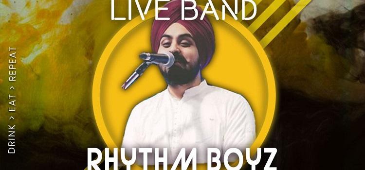 Live Music Event At Playground Chandigarh