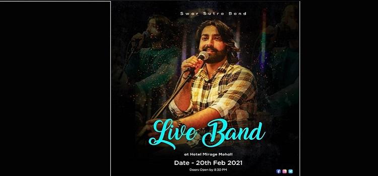 Swara Sutra Band Live At Hotel Mirage