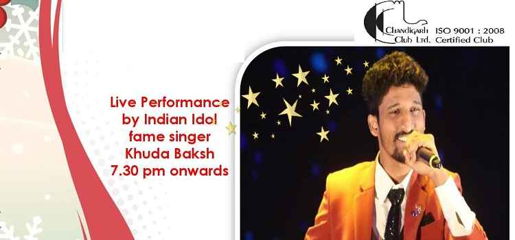 Live Performance By Indian Idol Fame Singer Khuda Baksh In Chandigarh