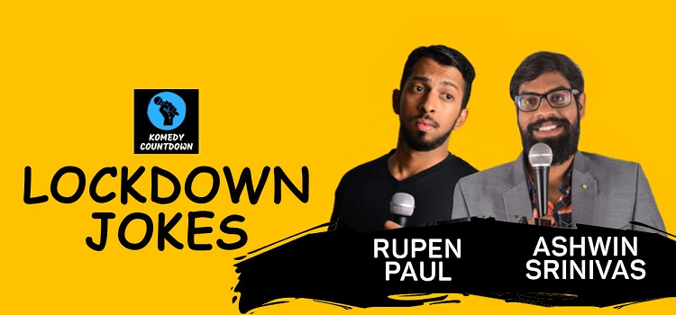 Lockdown Jokes - An Online Comedy Show