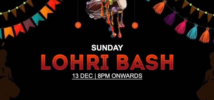Lohri Bash With DJ Aaron & DJ Pro In Chandigarh