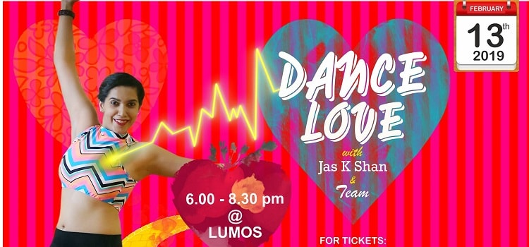 Love, Dance & Flow With Jas K Shan At Lumos
