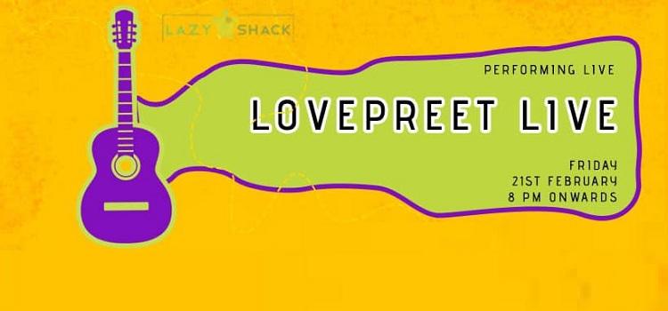 Enjoy Friday Night With Lovepreet At Lazy Shack by Lazy Shack