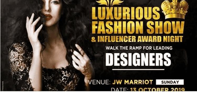 Luxurious Fashion Show At Jw Marriott