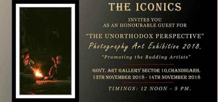 Luxurious & Unorthodox Photography Art Exhibition 2018 In Chandigarh