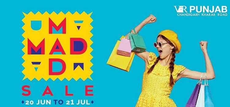 Mad Mad Sale At VR Punjab