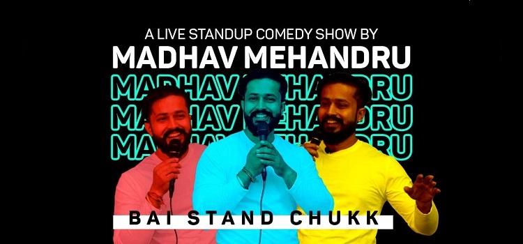 Madhav Mehandru Live At Laugh Club Chandigarh