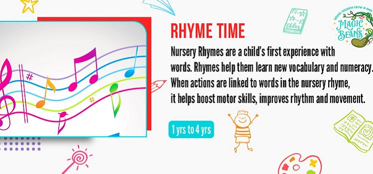 Magic Beans - Rhyme Online For Kids