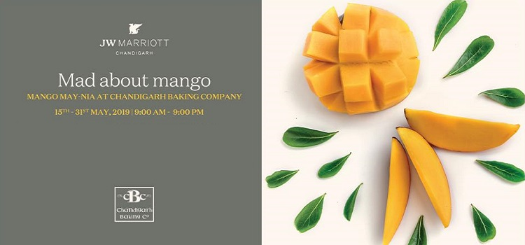 Mango MayNia:Chandigarh Baking Company JW Marriott