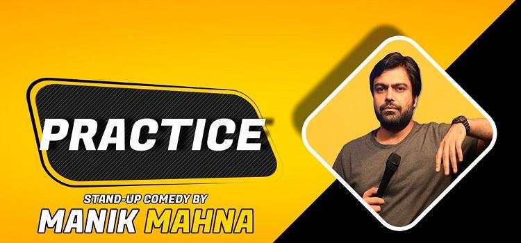 Manik Mahna Live At Laugh Club Chandigarh
