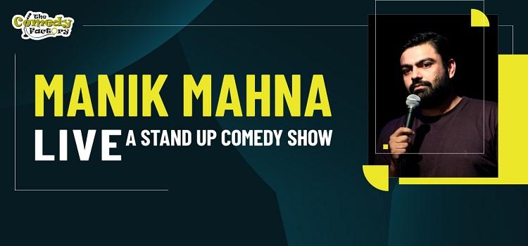 Manik Mahna Live At Ouroboros Ahmedabad