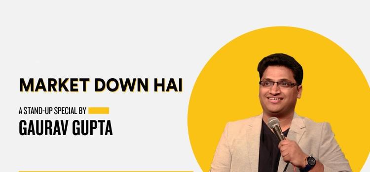 Comedy Night by Gaurav Gupta at Twisted Barrel