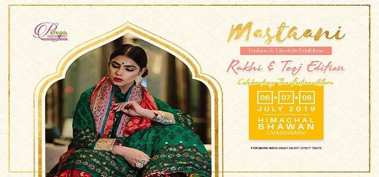 Mastaani - Rakhi and Teej Edition In Chandigarh by Himachal Bhawan