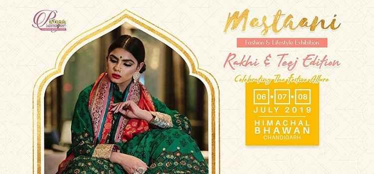 Mastaani:Rakhi & Teej Edition At Himachal Bhawan