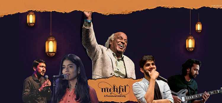Mehfil- An evening Ft. Rahat Indori In Ahmedabad
