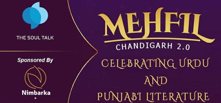 Mehfil : Celebrating Literature Chandigarh 2.0