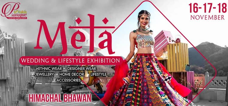 Mela - A Premium Fashion Exhibition In Chandigarh by Himachal Bhawan