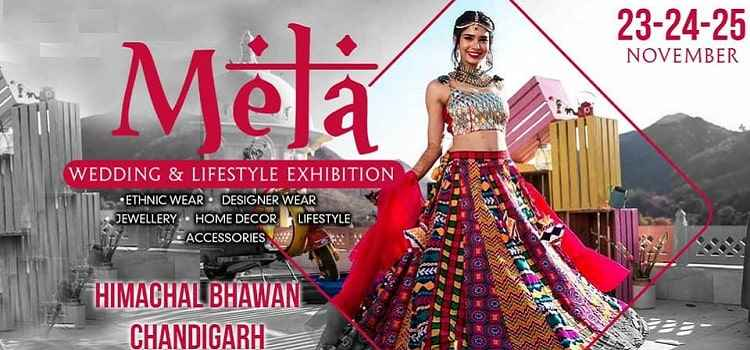 Mela Wedding & Lifestyle Exhibition In Chandigarh by Himachal Bhawan