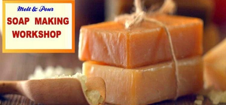 Soap Making Workshop At Smiling Walls Chandigarh