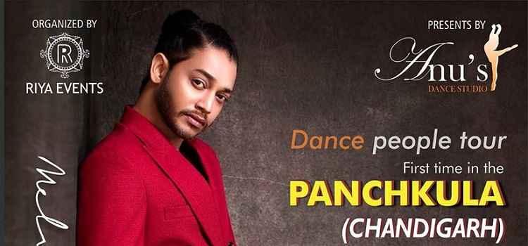 Melvin Louis Dance Workshop In Panchkula