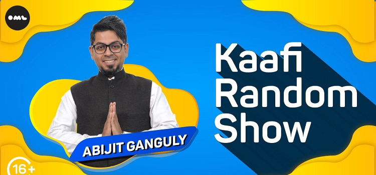 Online Comedy Event by Abijit Ganguly