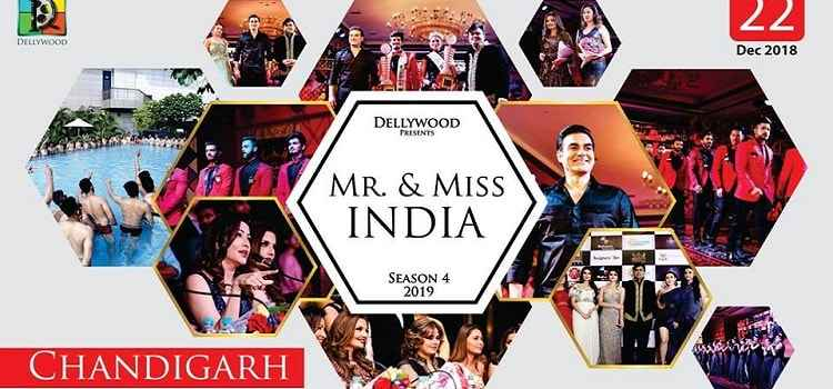 Mr. & Miss India 2019 Season 4 Chandigarh Audition