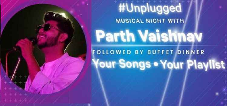 Musical Night With Parth Vaishnav in Ahmedabad