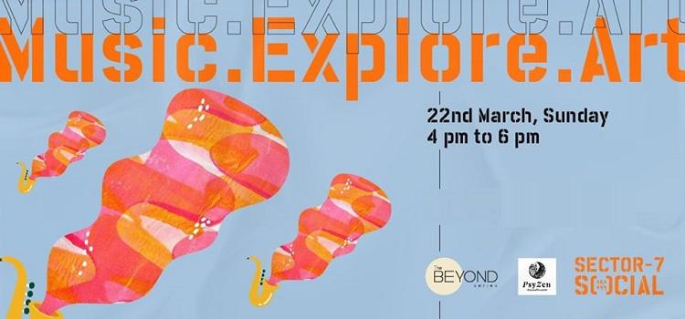 Music.Explore.Art Event At Social Chandigarh
