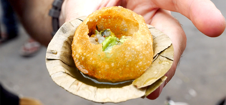 Are Golgappas Your Weakness? These Places In Town Should Be On Your Must-Try List