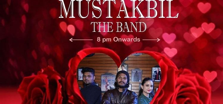 Mustakbil Band Live Performance At City Cabana